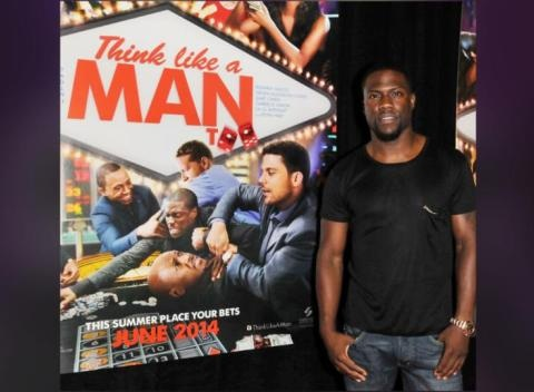 News video: Kevin Hart Propels 'Think Like A Man Too' To No. 1